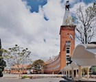 Cao đẳng sư phạm Đà Lạt là một trong những biểu tượng nhất định phải ghé thăm khi đến Đà Lạt. (Ảnh: