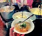 Ấm áp bên tô súp cua Đà Lạt