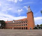 Trường Cao đẳng Sư phạm Đà Lạt nguyên là một trường Pháp. Ảnh: Nguyễn Đông