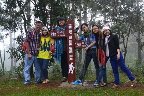 Khám phá đỉnh LangBiang