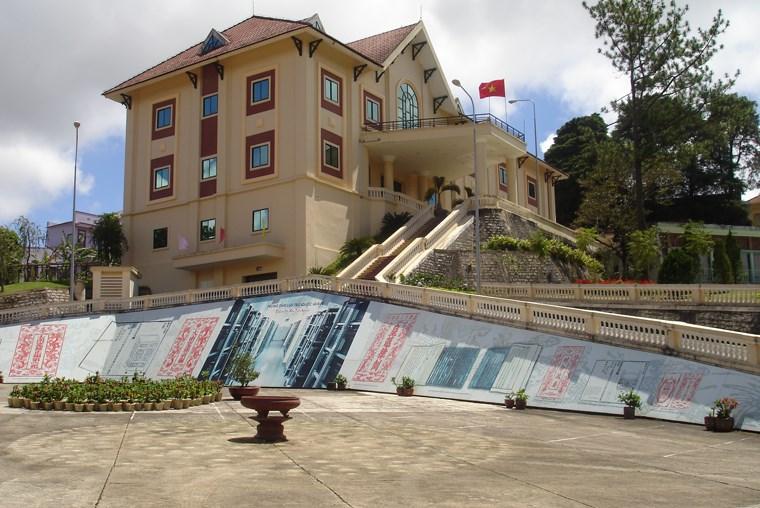 Trung tâm lưu trữ quốc gia 4, nơi bảo quản mộc bản Triều Nguyễn
