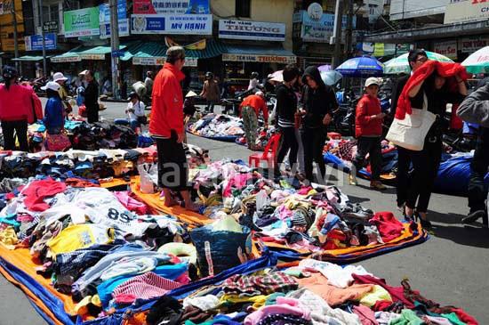 Chợ cũ Đà Lạt