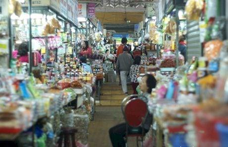 Đặt chân đến chợ Đà Lạt, bạn sẽ không khỏi